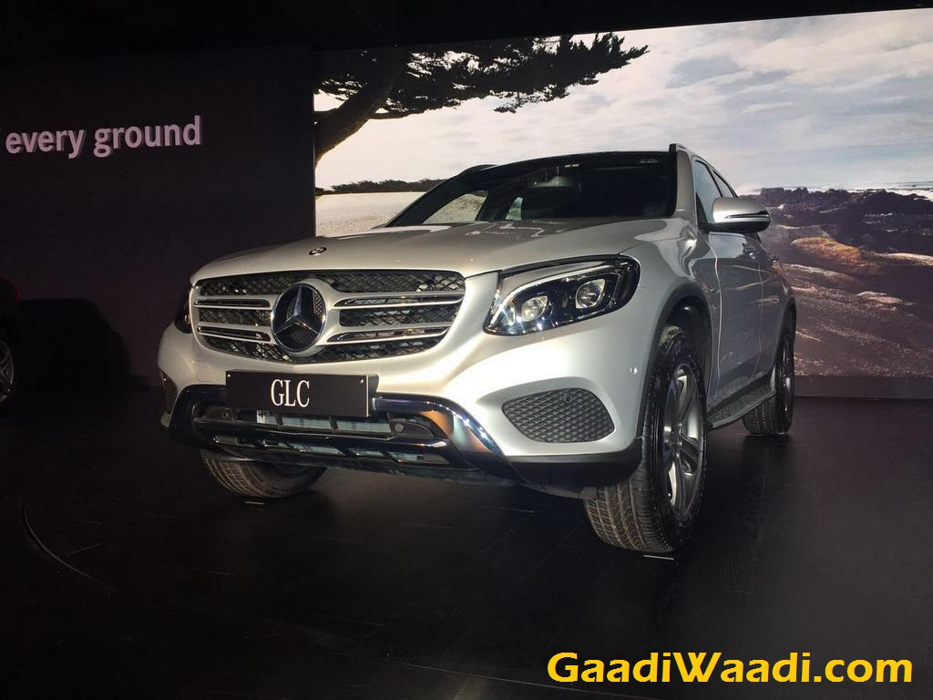 Mercedes-Benz GLC Launched in India 9