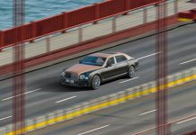 New Bentley Mulsanne EWB Revealed with NASA Gigapixel Image 3