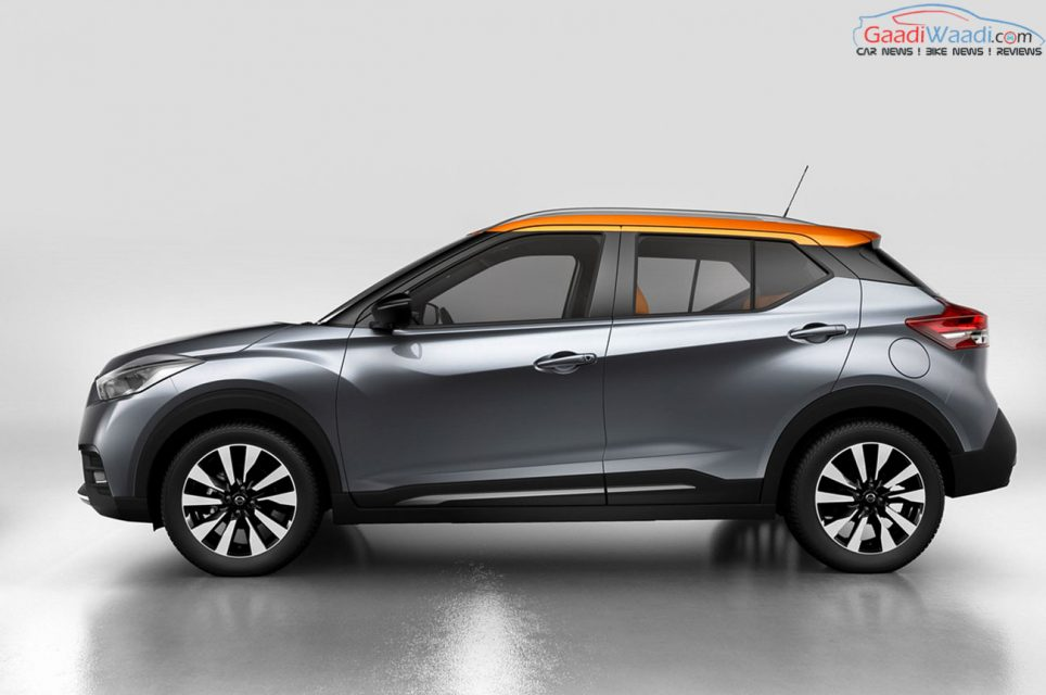 Nissan India Kicks Crossover