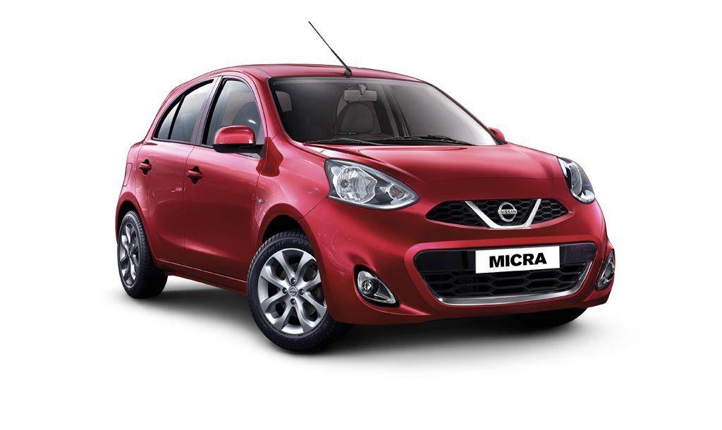 nissan micra cvt prices slashed by rs 54 252 latest car news bikes news. Black Bedroom Furniture Sets. Home Design Ideas