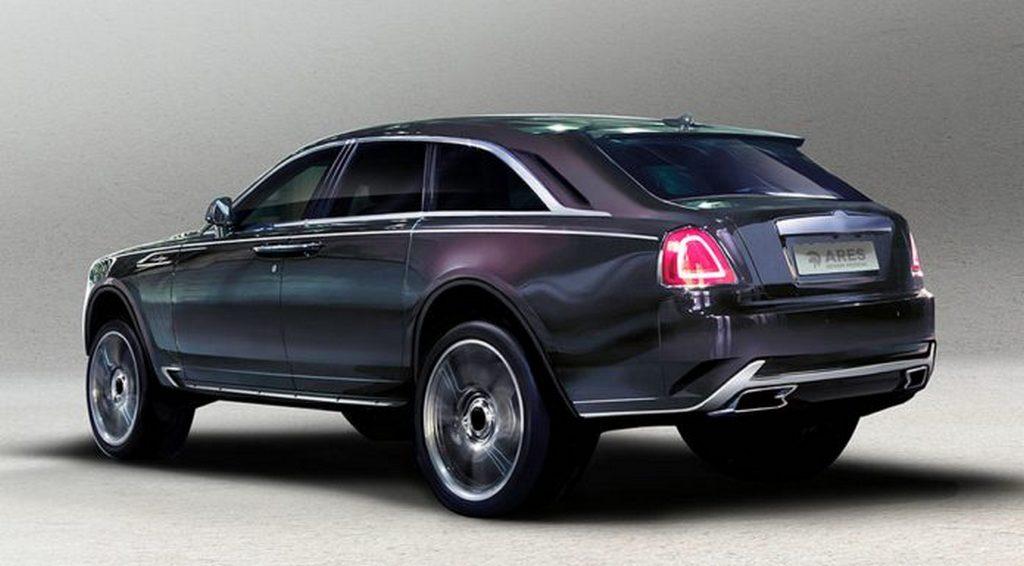 Rolls Royce Suv Leaked 1