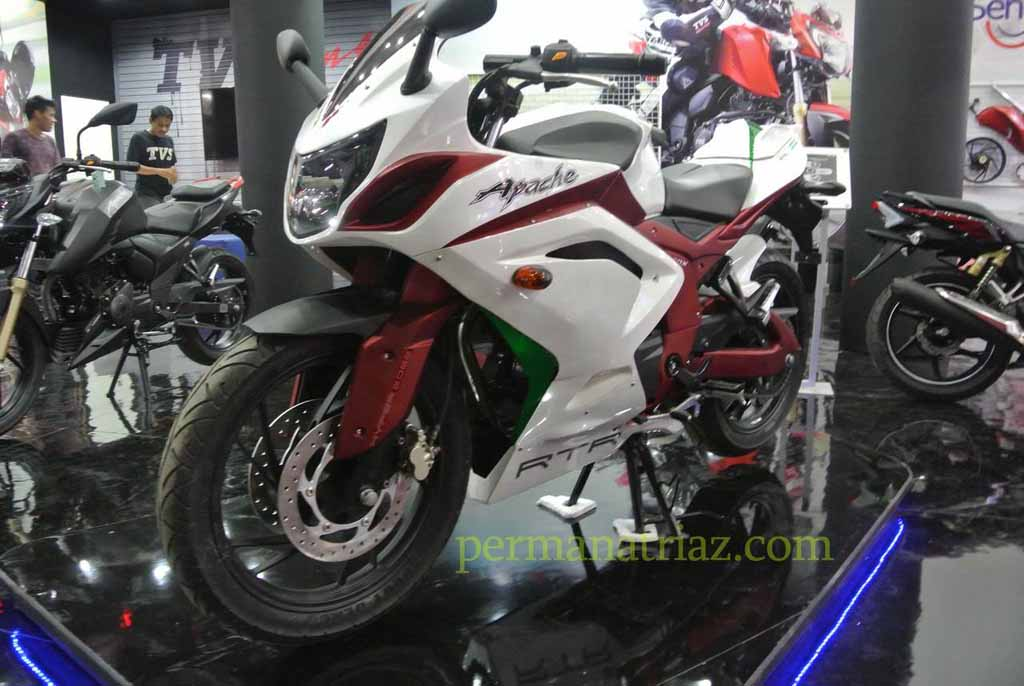 Modified Tvs Apache Rtr 200 Images Released