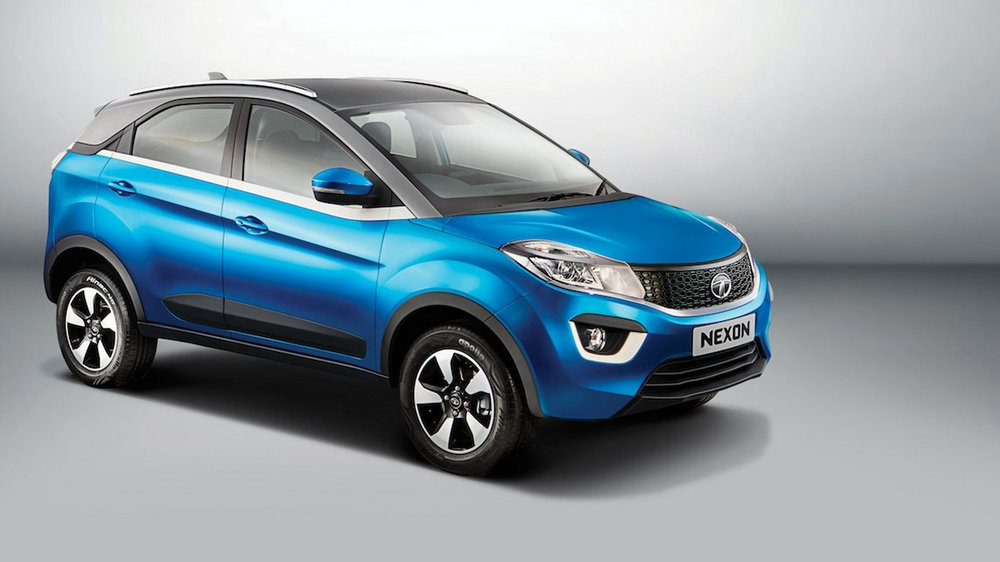 Tata Nexon India launch