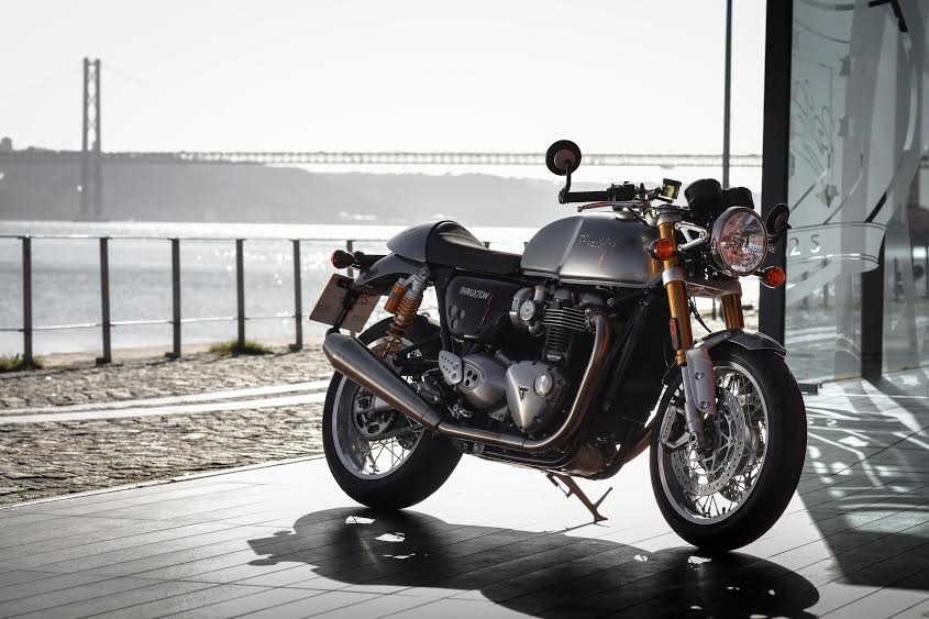 Triumph Thruxton R launched in India