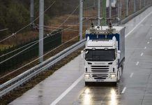 World's First Electric Road Inaugurated in Sweden
