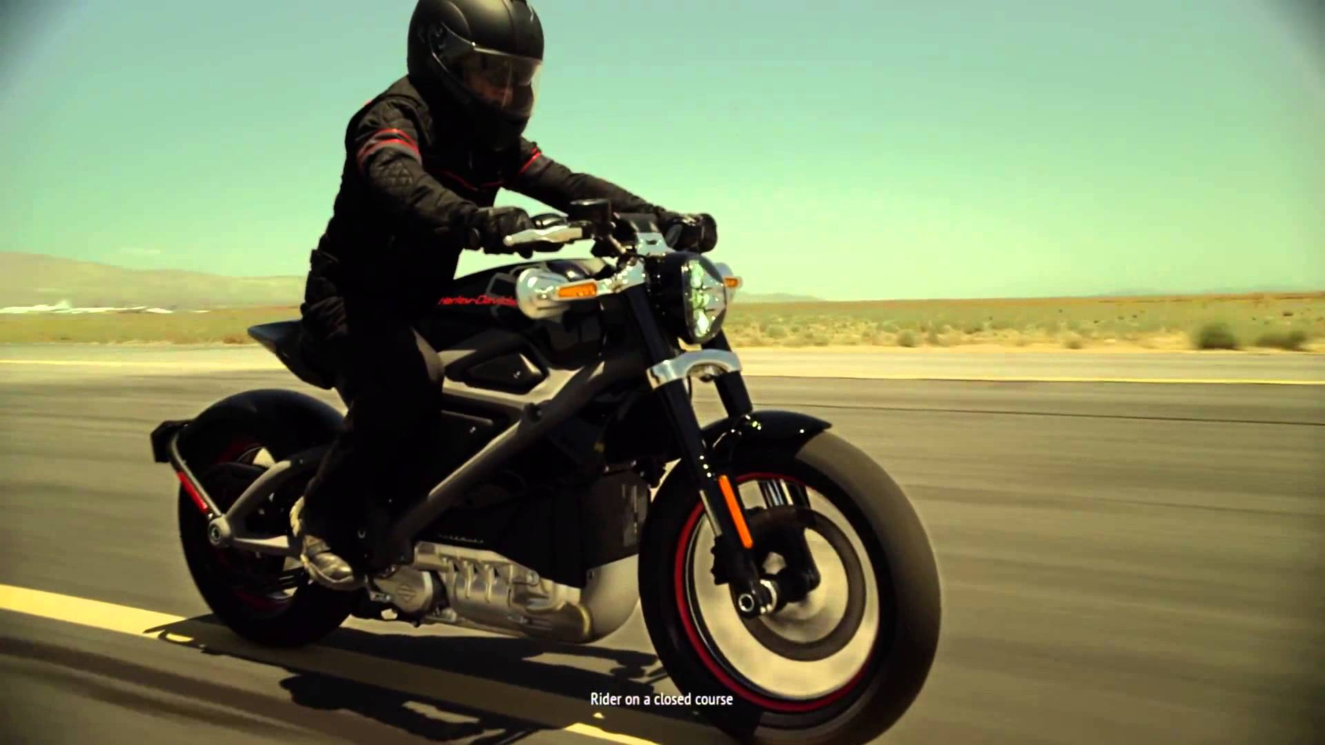 Harley Davidson Electric Motorcycle to be Introduced by ...