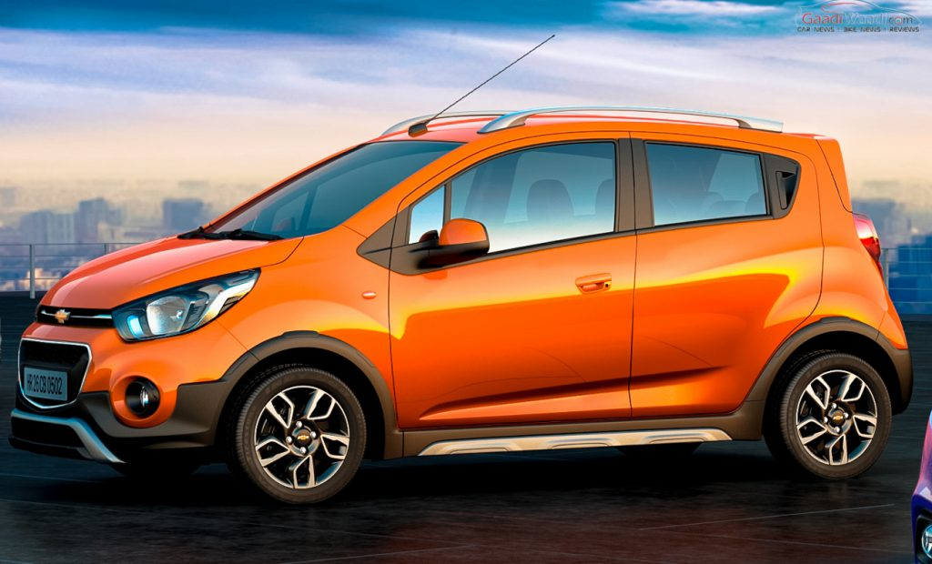 next-generation chevrolet beat activ india