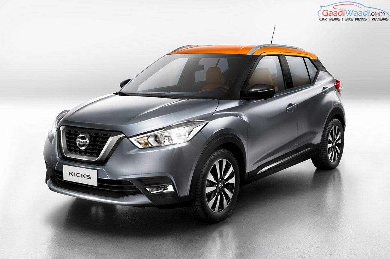 nissan kicks gets off to a great start; 1,380 units sold in january 2019