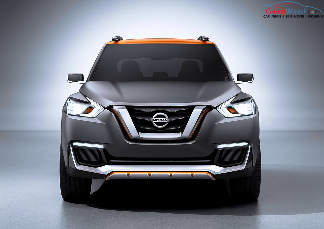 2018 Nissan Kicks Suv India Launch Price Engine Specs