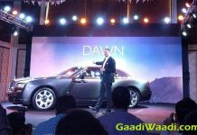 rolls-royce Dawn launched in India (2)