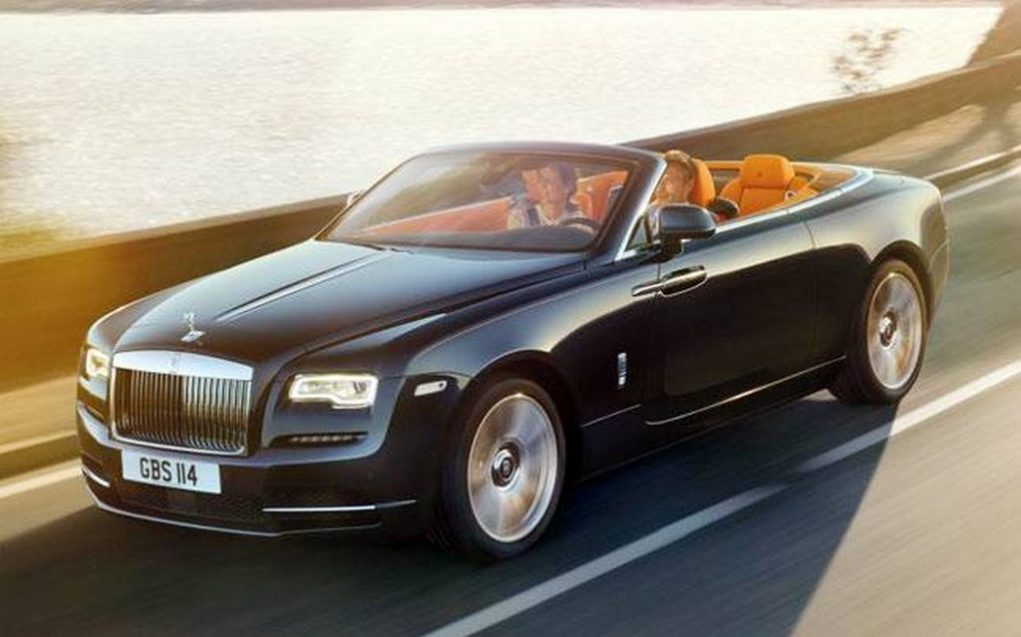 rolls-royce dawn launched in India 6