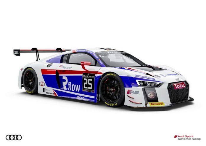 2016 Audi R8 LMS 1