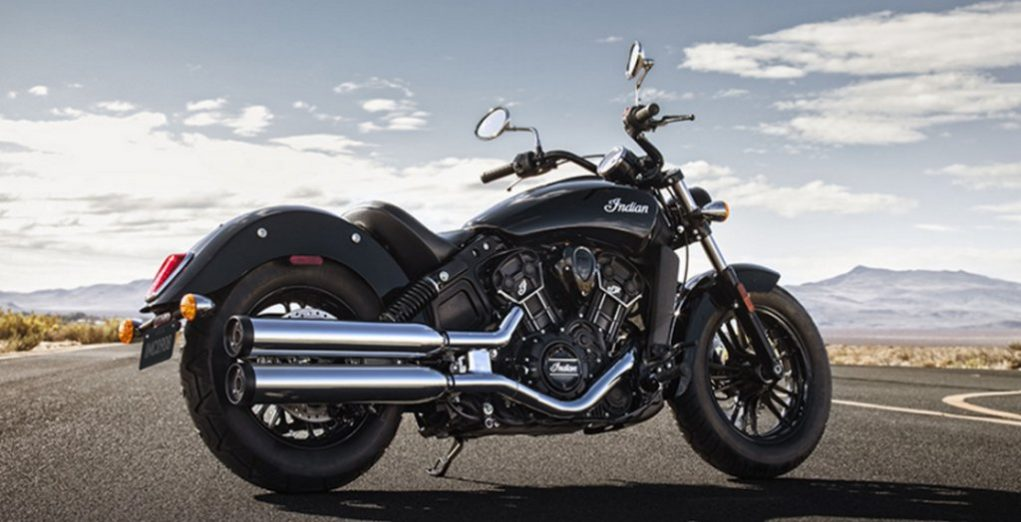 2016 Indian Scout Sixty Launched in India 2