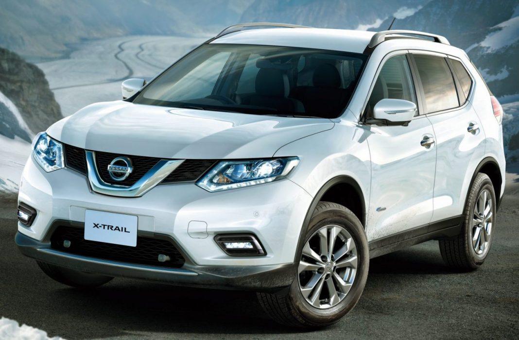 2016-Nissan-X-Trail-Hybrid-Exterior