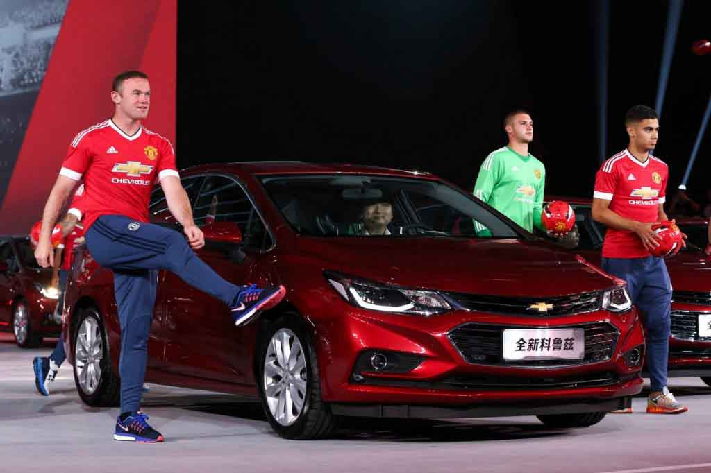 India Bound 2017 Chevrolet Cruze Sedan Launched In China
