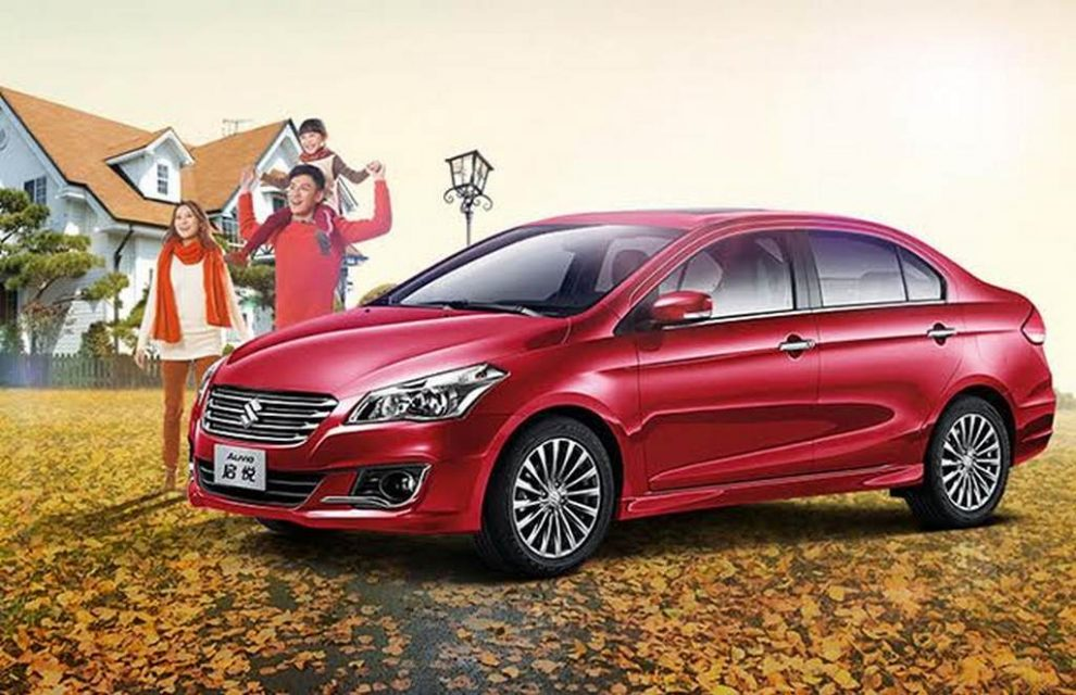 2017 Maruti Suzuki Ciaz Facelift India 1