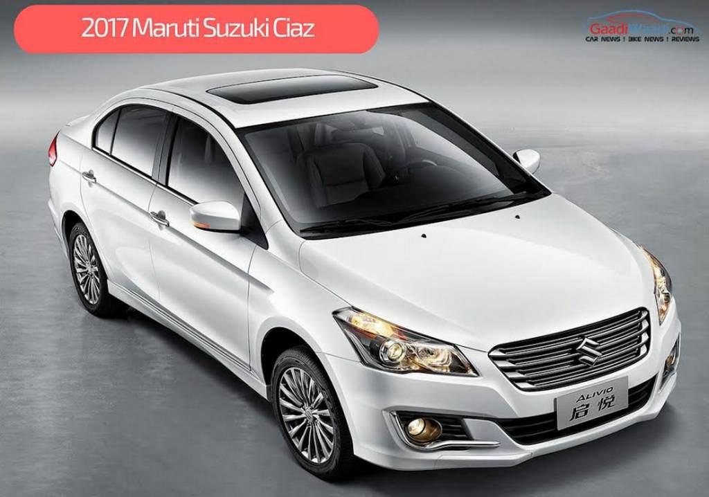 1Maruti Suzuki Ciaz Facelift