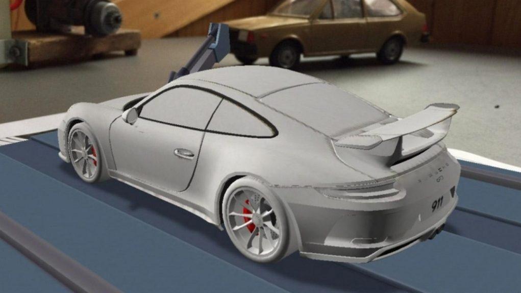 2017 Porsche 911 GT3 1