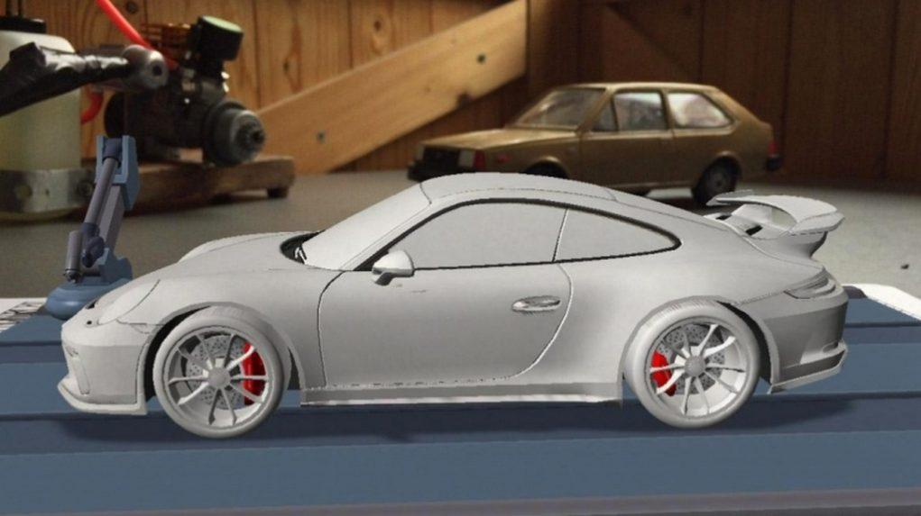 2017 Porsche 911 GT3 5
