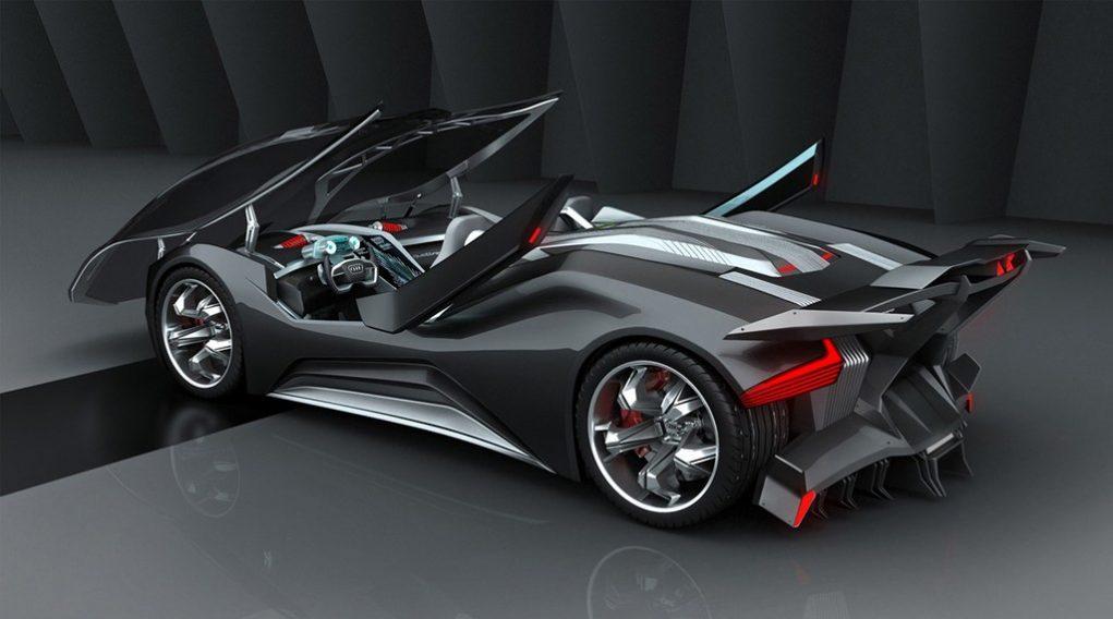 AUDI Mesarthim F-Tron Concept 6