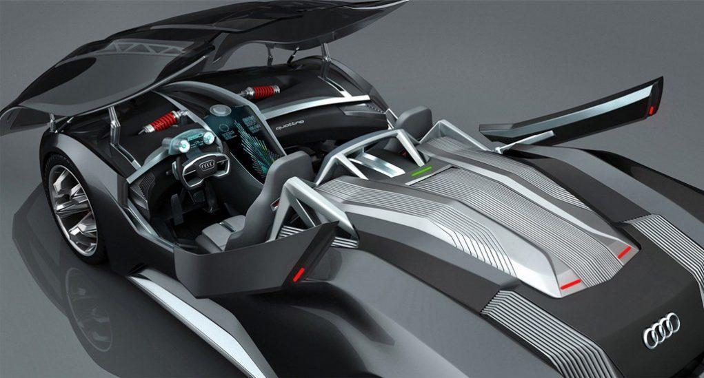AUDI Mesarthim F-Tron Concept 7