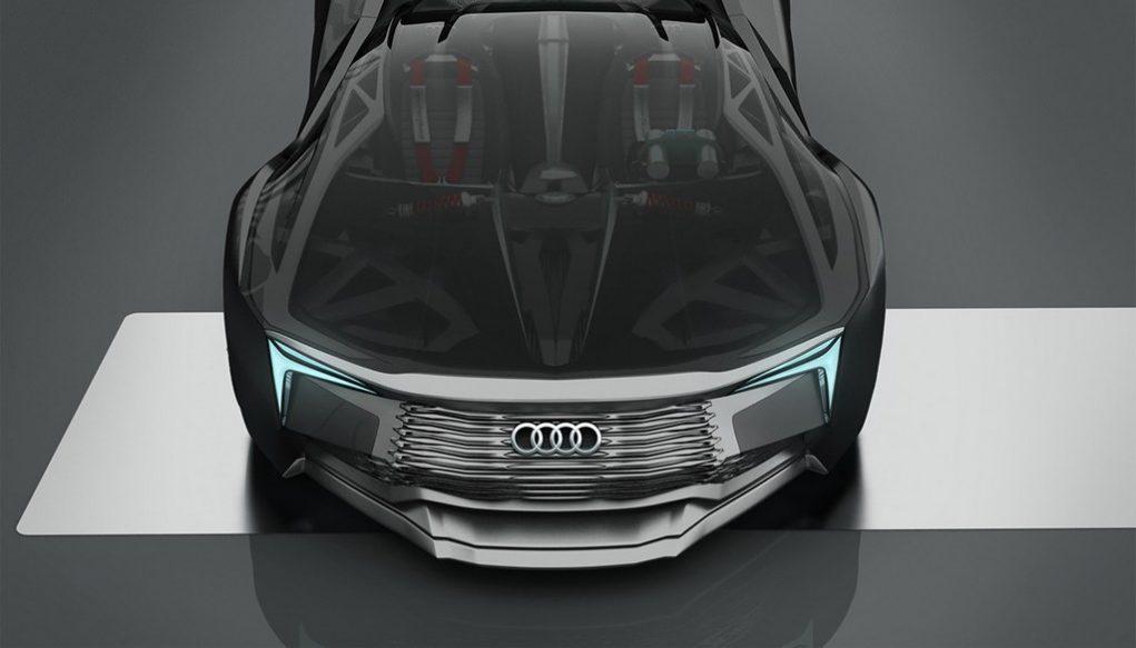 AUDI Mesarthim F-Tron Concept 8