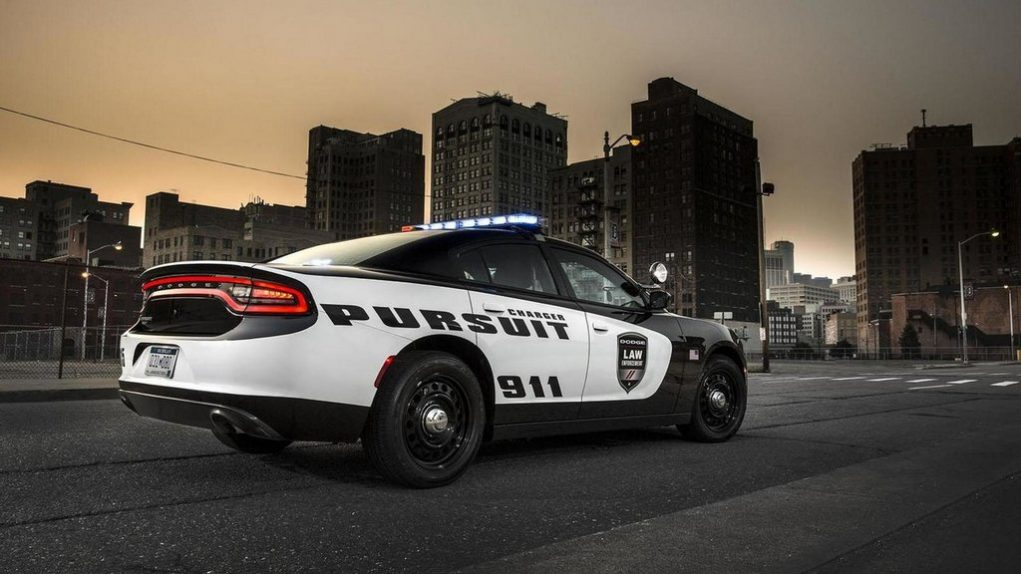 California orders Dodge Charger pursuit 3