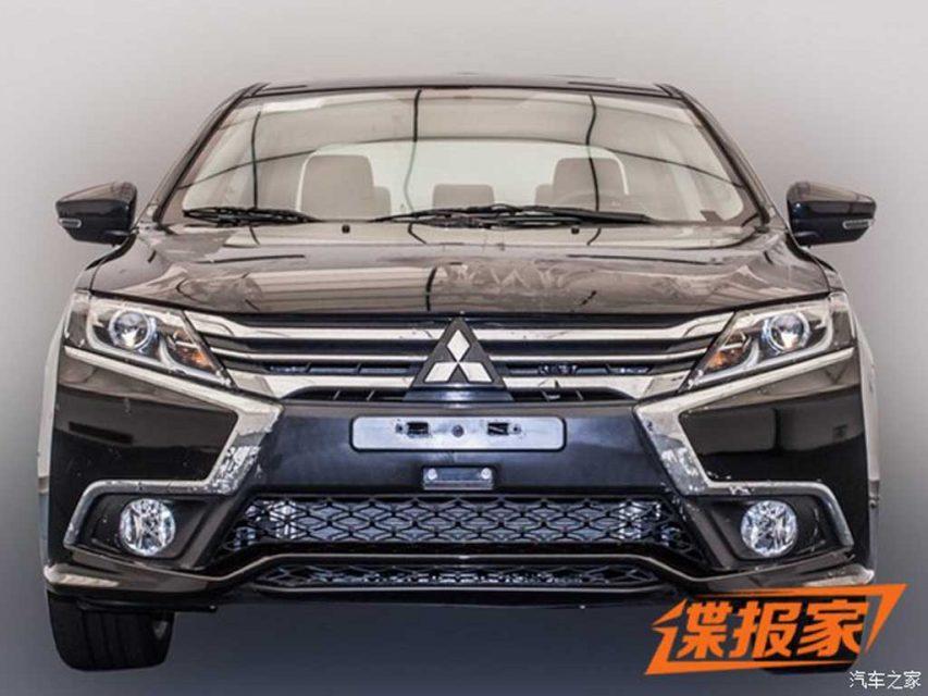 China spec Mitsubishi Lancer (5)