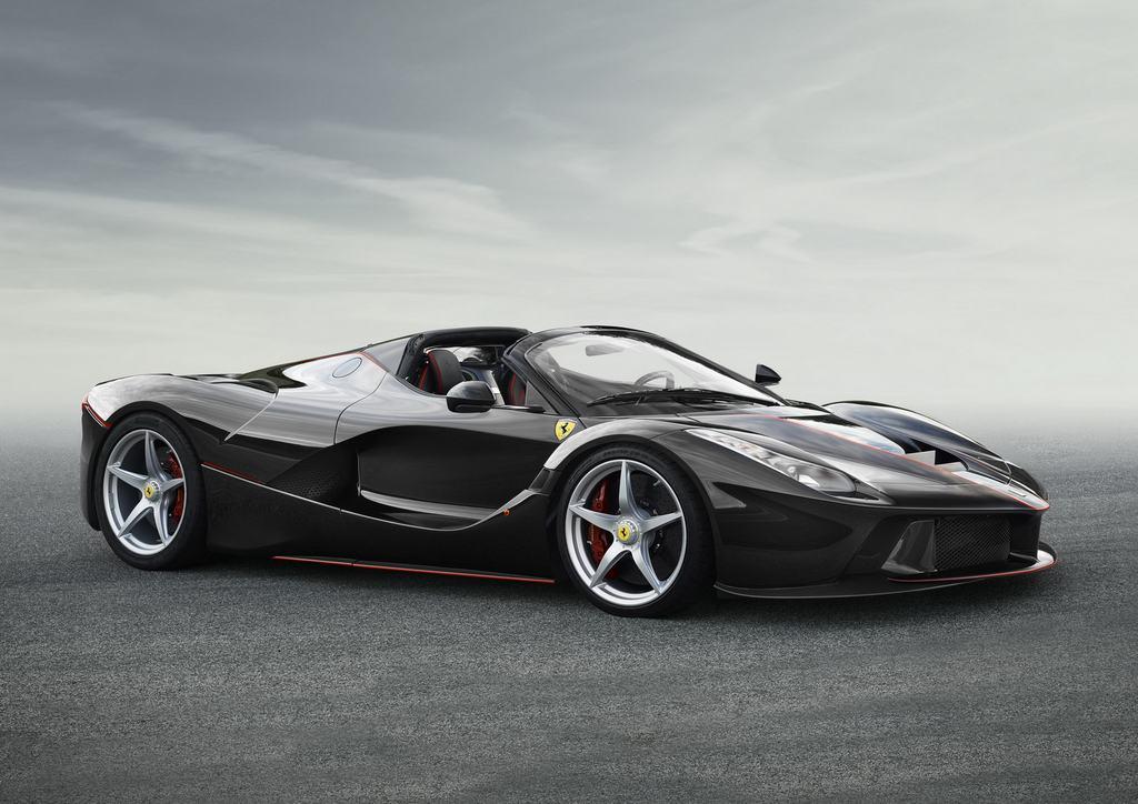 Ferrari LaFerrari Spider 1