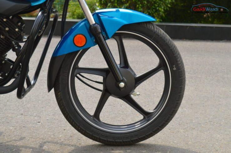 Hero Splendor 110cc iSmart Review28