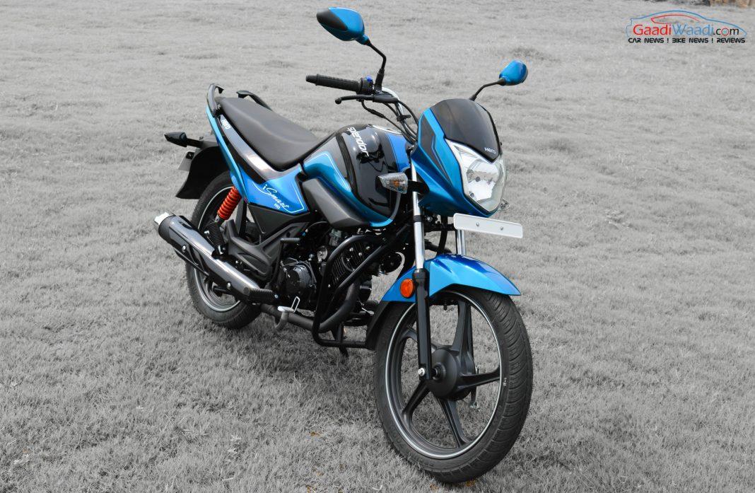 Hero Splendor 110cc iSmart Review31