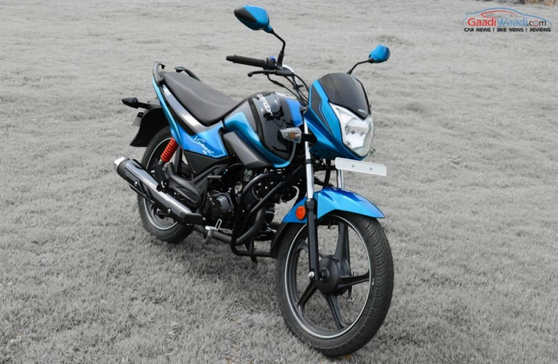 2016 Hero Splendor 110 cc iSmart Review