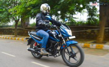 Hero Splendor 110cc iSmart Review6