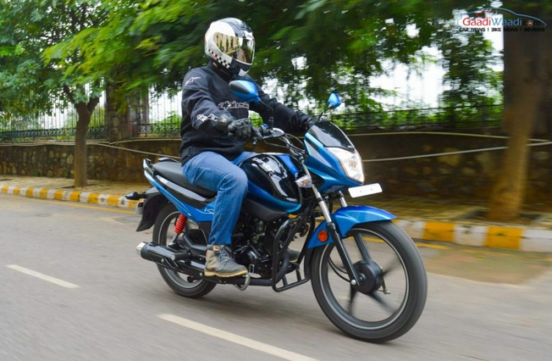 2016 Hero Splendor 110 Cc Ismart Review