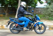 Hero Splendor 110cc iSmart Review9