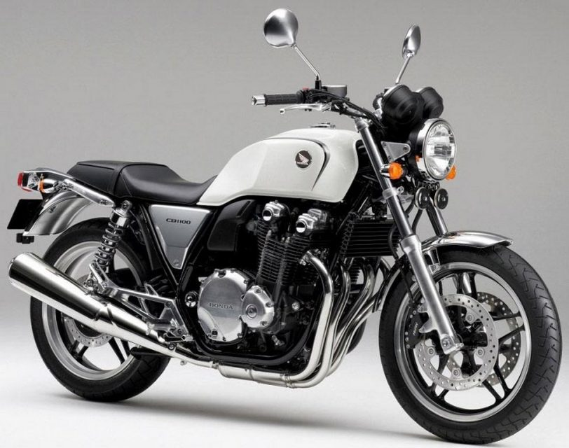 Honda CB1100 India