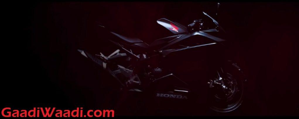 Honda CBR250RR Teased 7