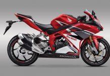 Honda-CBR250RR red