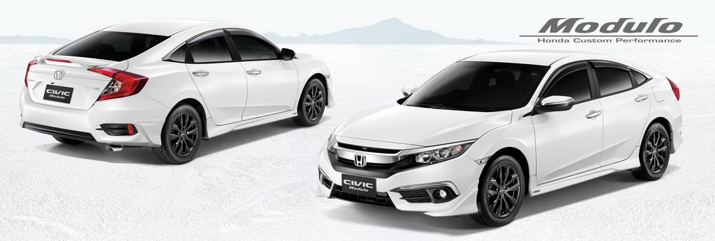 Honda Civic Modulo launched in Philippines in Three Variants - Gaadiwaadi.com - Latest Car News ...