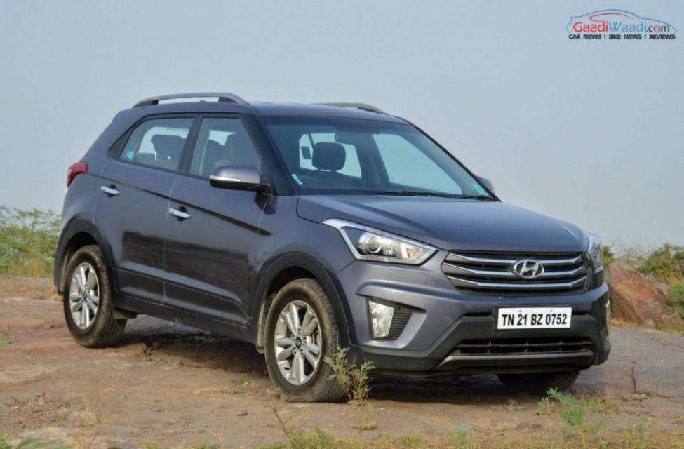 Hyundai Creta Review - Hyundai Creta E+ (E Plus)