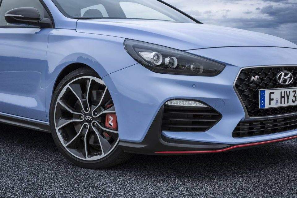Hyundai i30 N Hot Hatch Revealed 1