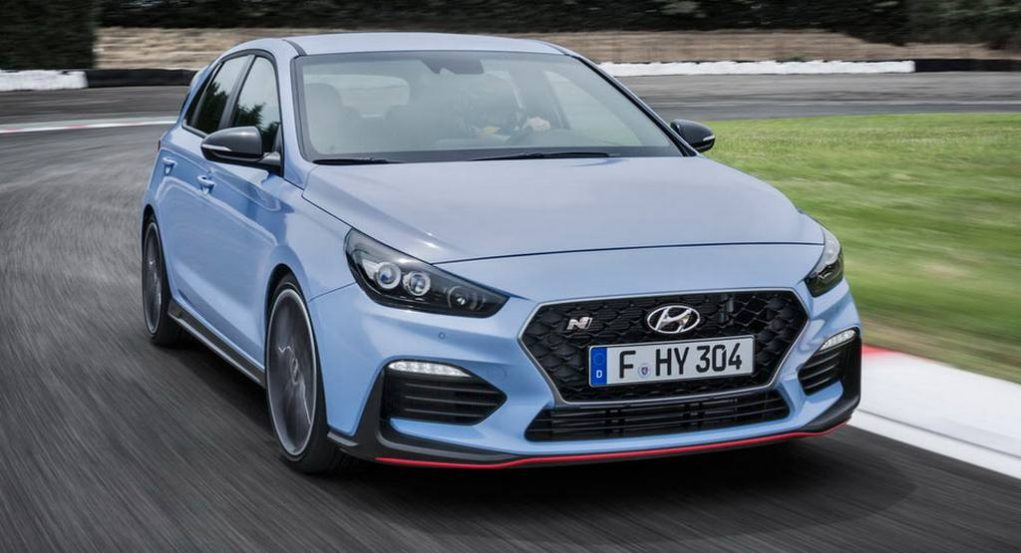 Hyundai i30 N Hot Hatch Revealed