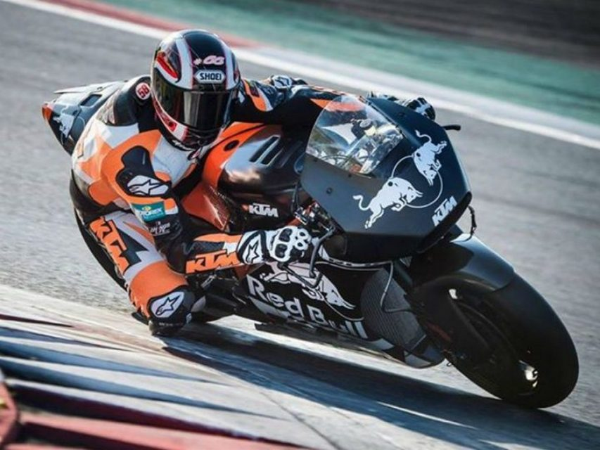 KTM MotoGP Debut 1