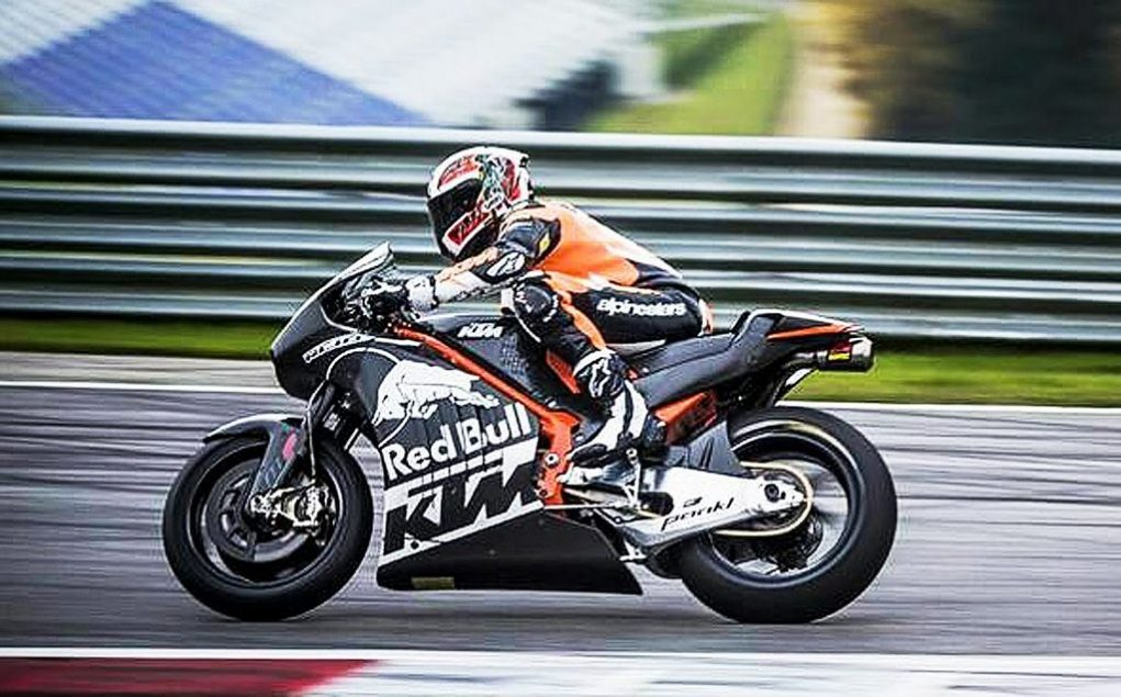 KTM MotoGP Debut 2