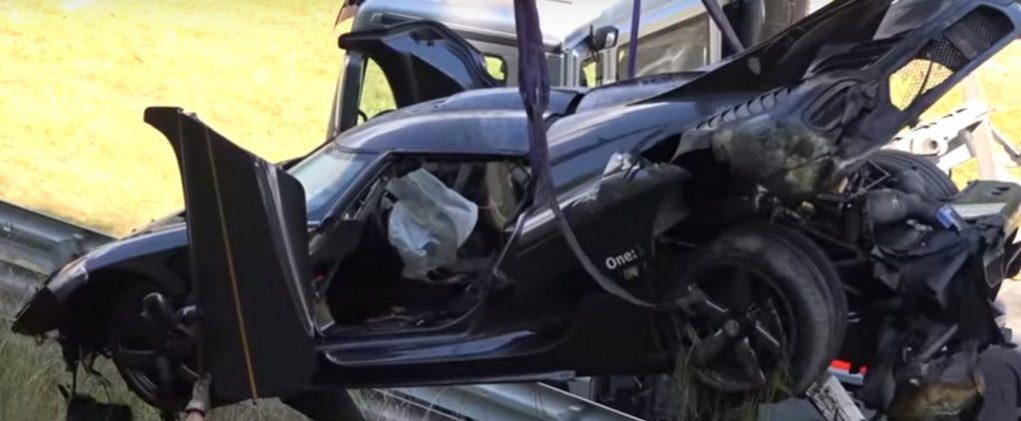 Koenigsegg crash 1