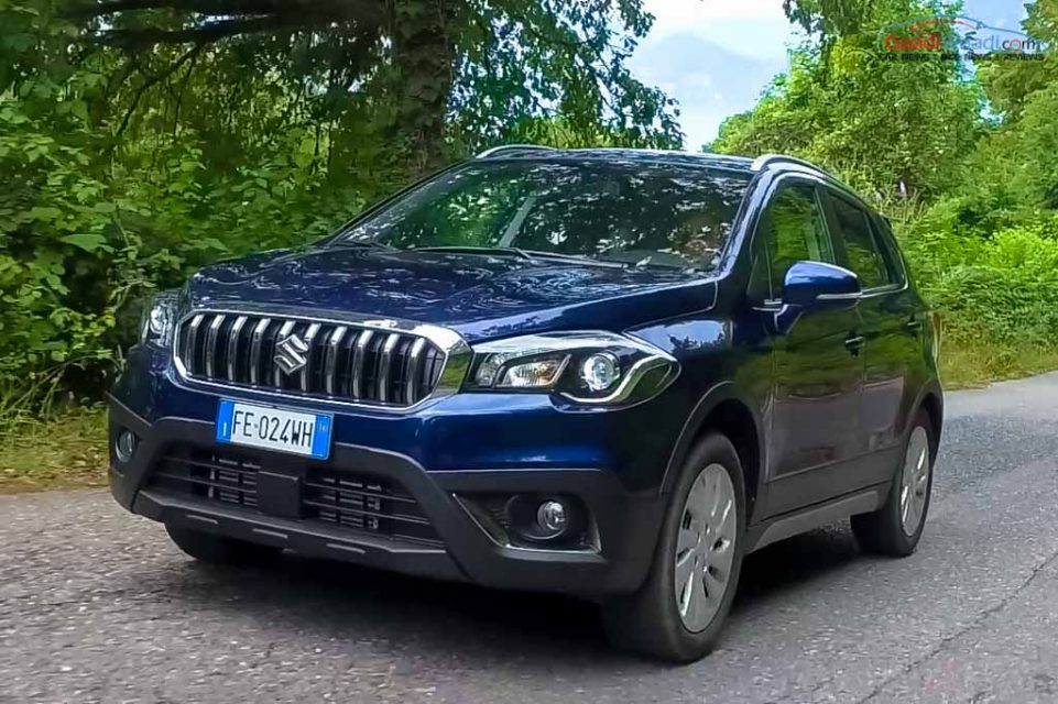 India Bound S Cross Facelift 1 0l Boosterjet 1 4l