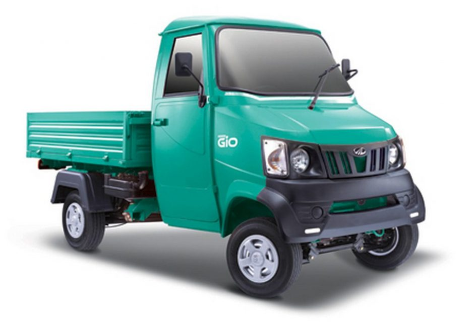 Exclusive Mahindra Quadricycle Patented In India Based