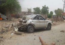 MiG Fighter Plane Crashes into Tata Safari SUV