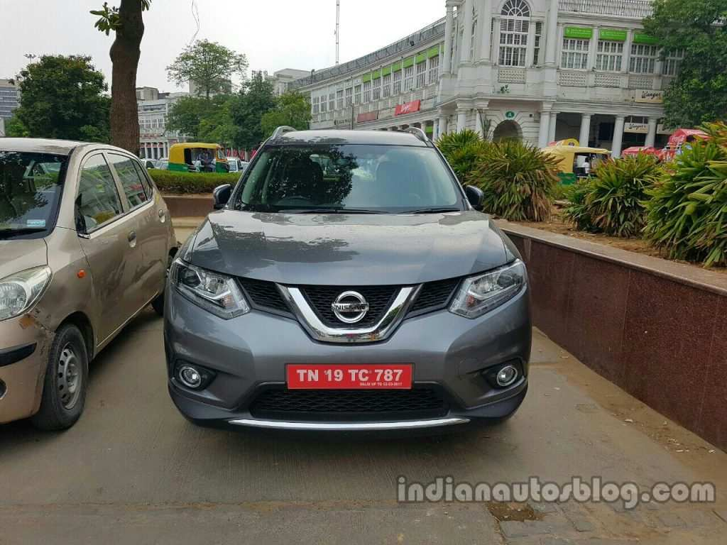 New Generation Nissan X-Trail Hybrid India