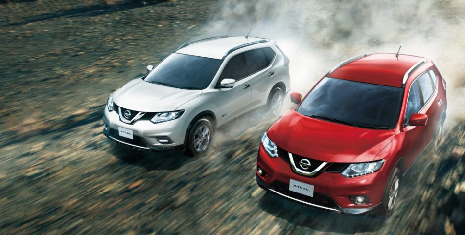 New-Nissan-X-Trail-Hybrid